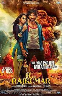 R... Rajkumar Poster