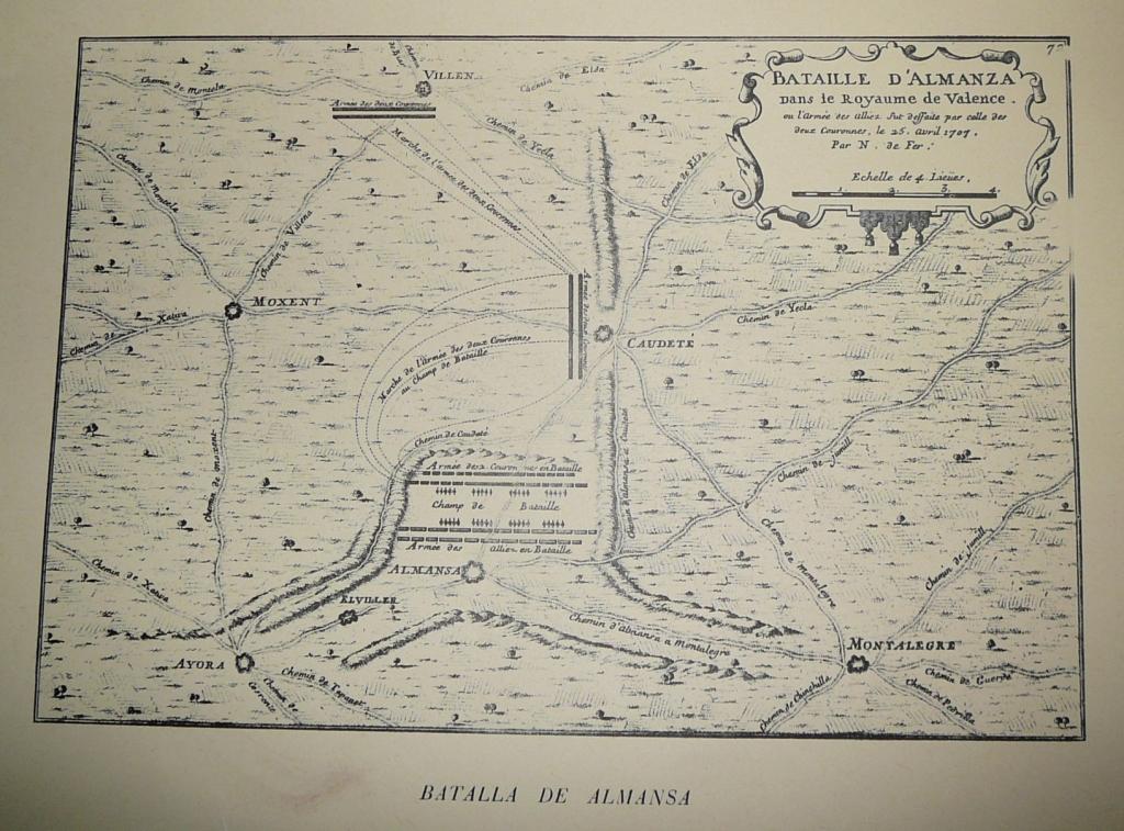 Oportunitats i saldos 3 x 2 mapa de la batalla d 39 almansa - Plano de almansa ...