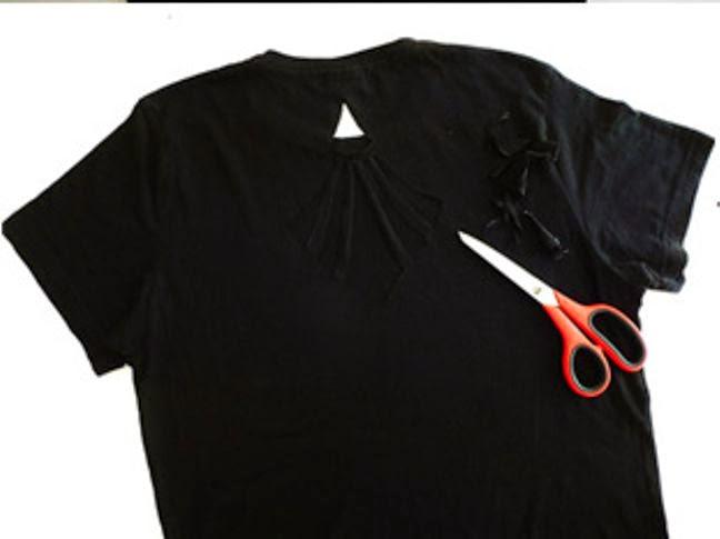 DIY: ¡Renueva tus blusas! Paso 5