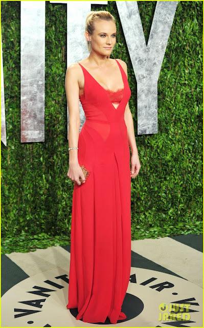 Look Diane Kruger Oscar 2012