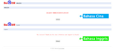 Berhasil Submit Website ke Mesin Pencari Baidu