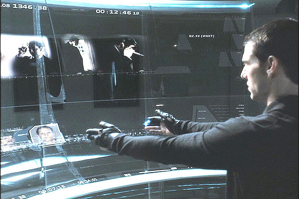 Minority Report at 10: a look at technology from today to 2054