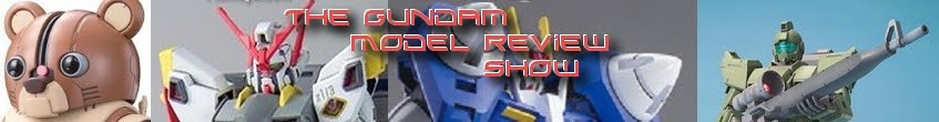 The Gundam Model Review Show