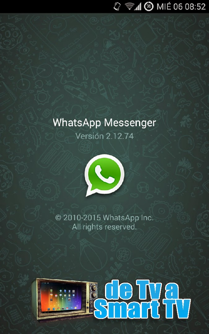 WhatsApp 2.12.74