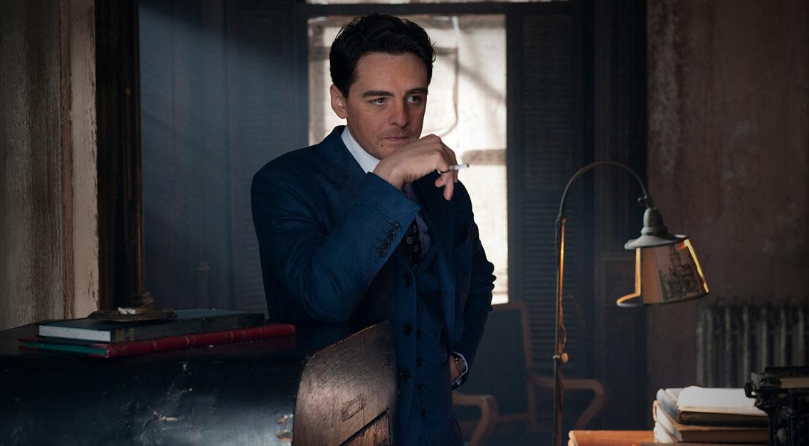Vincent piazza lucky luciano