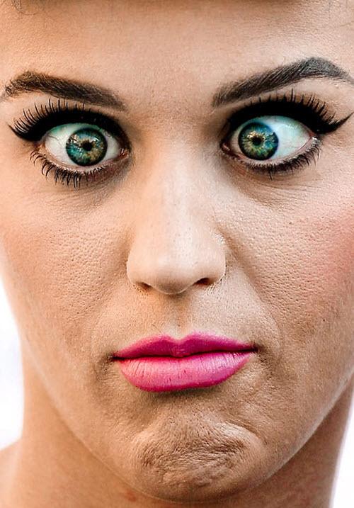 Celebrity Close-Up: Primer plano a la belleza... o no?