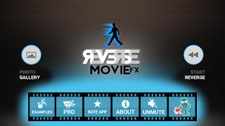 Reverse Movie FX APp