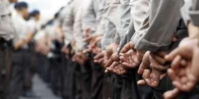 Isi Pesan BBM Pemico Penyerangan Brimob ke Markas Sabhara