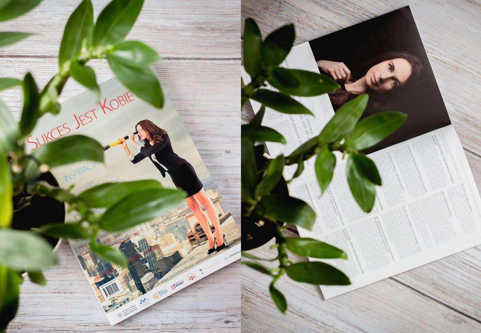 Wywiad w Sukces Jest Kobietą 2017