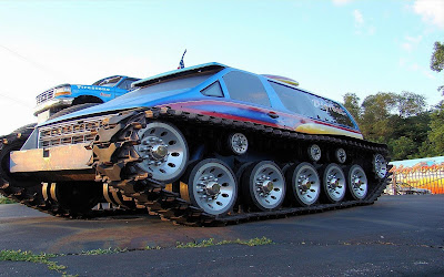 Mega Vehicle - Tank