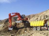 Excavator CE400-5 Backhoe
