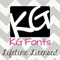 Love KG Fonts!!