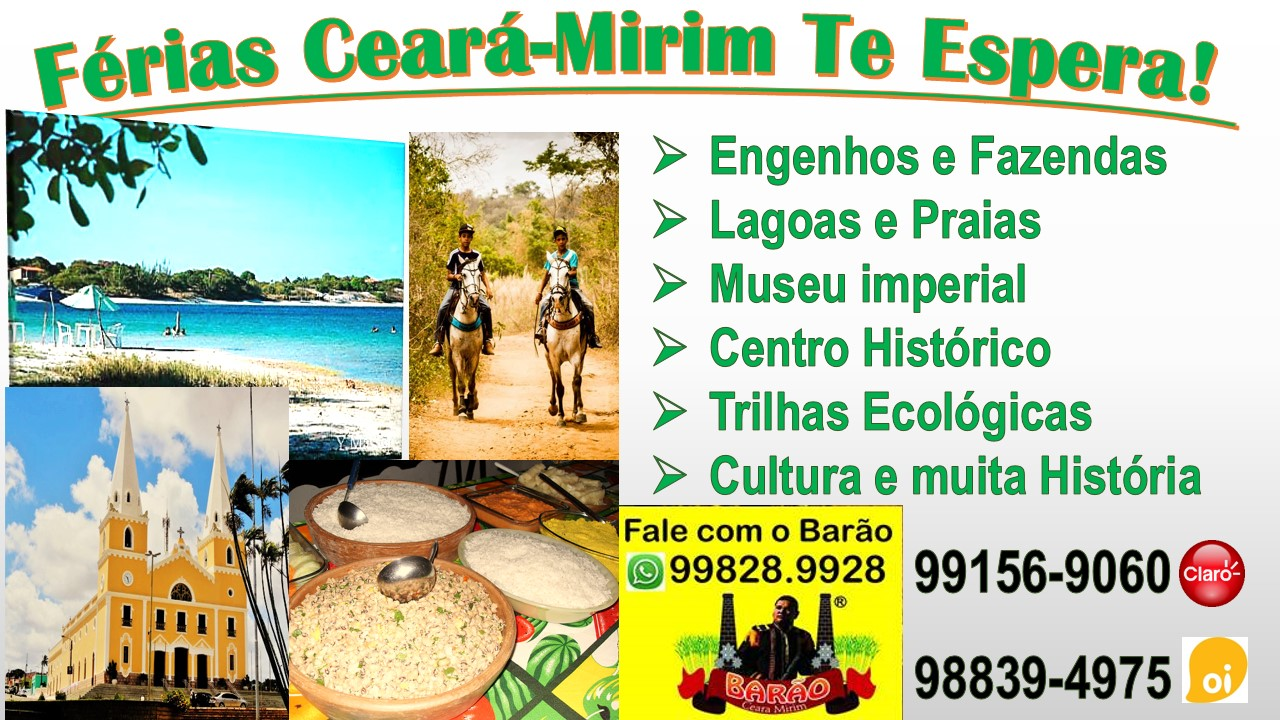 FERIAS CEARÁ-MIRIM