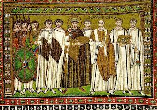 justiniano, império bizantino