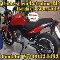 Vende-se Honda CB 300r