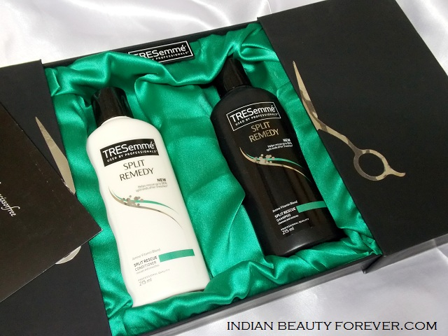 Tresemme Split Remedy Shampoo and Conditioner review, price