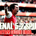 EPL: Arsenal 5-2 Spurs / Post-Match (Class Is PERMANENT! 5 Ekor Ayam Gugur!)