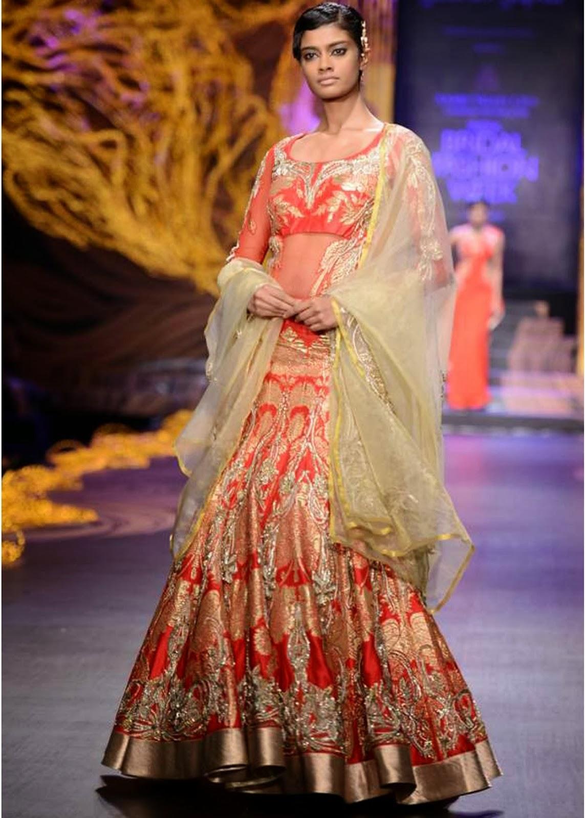 Bridal fashion week 2018 india 13