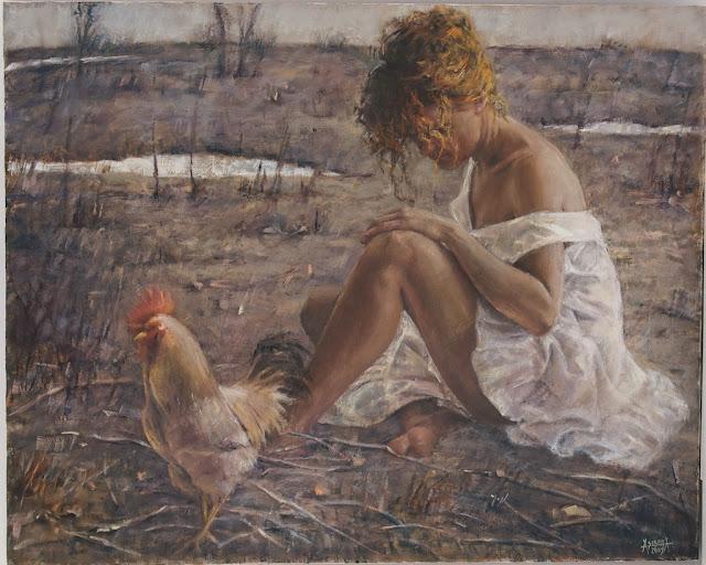D.W.C. Village - Artist Alina Sibera