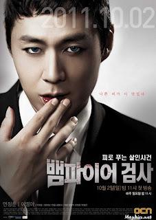 Vampire Prosecutor - Công Tố Viên Ma Cà Rồng