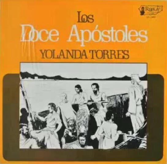 Yolanda Torres-Los Doce Apóstoles-