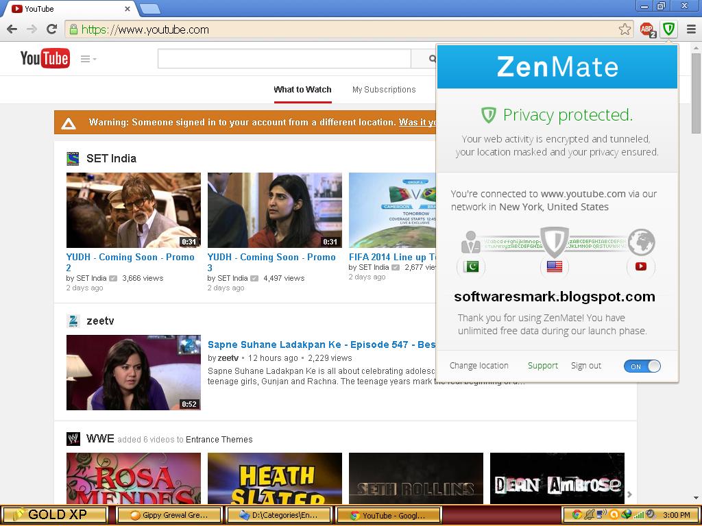 Google themes wwe - Zenmate Vpn Addon For Google Chrome Vpn