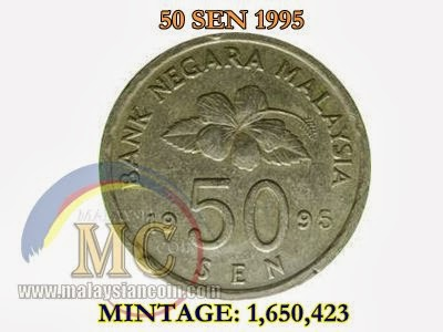 50 sen 1995