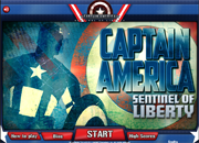 Captain America: Sentinel of Liberty