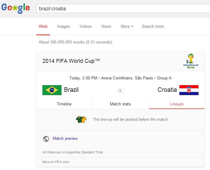 La espera terminó: empieza el Mundial 2014