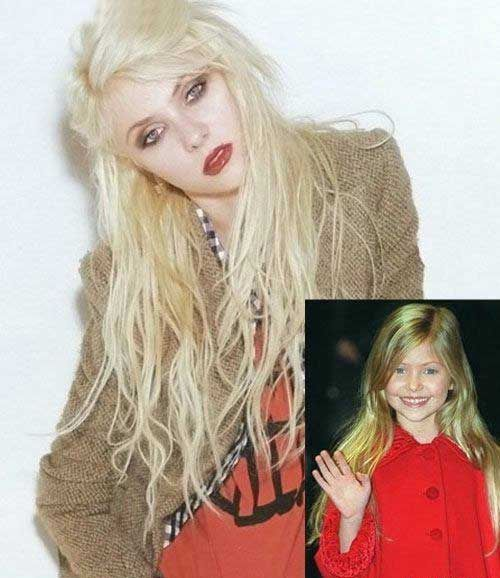 Childhood Pictures of Taylor Momsen