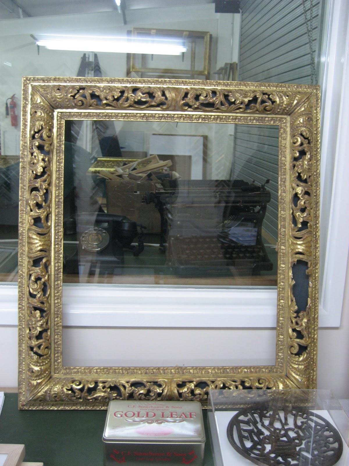 Glasses Frame Repair Liverpool : Framemaker: A couple of repair jobs