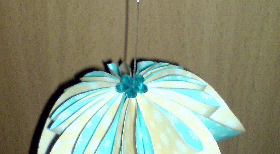Kreativtheke faltanleitung fleurogami mit runden papier for Dekosteine rund