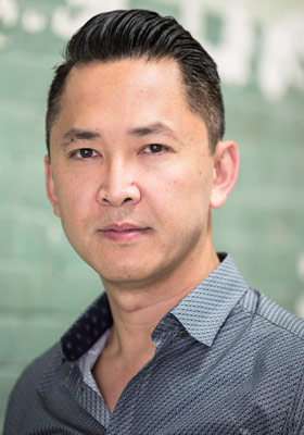 An Evening with Viet Thanh Nguyen 9/15/17 6:30pm