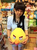 Angry bird ♥