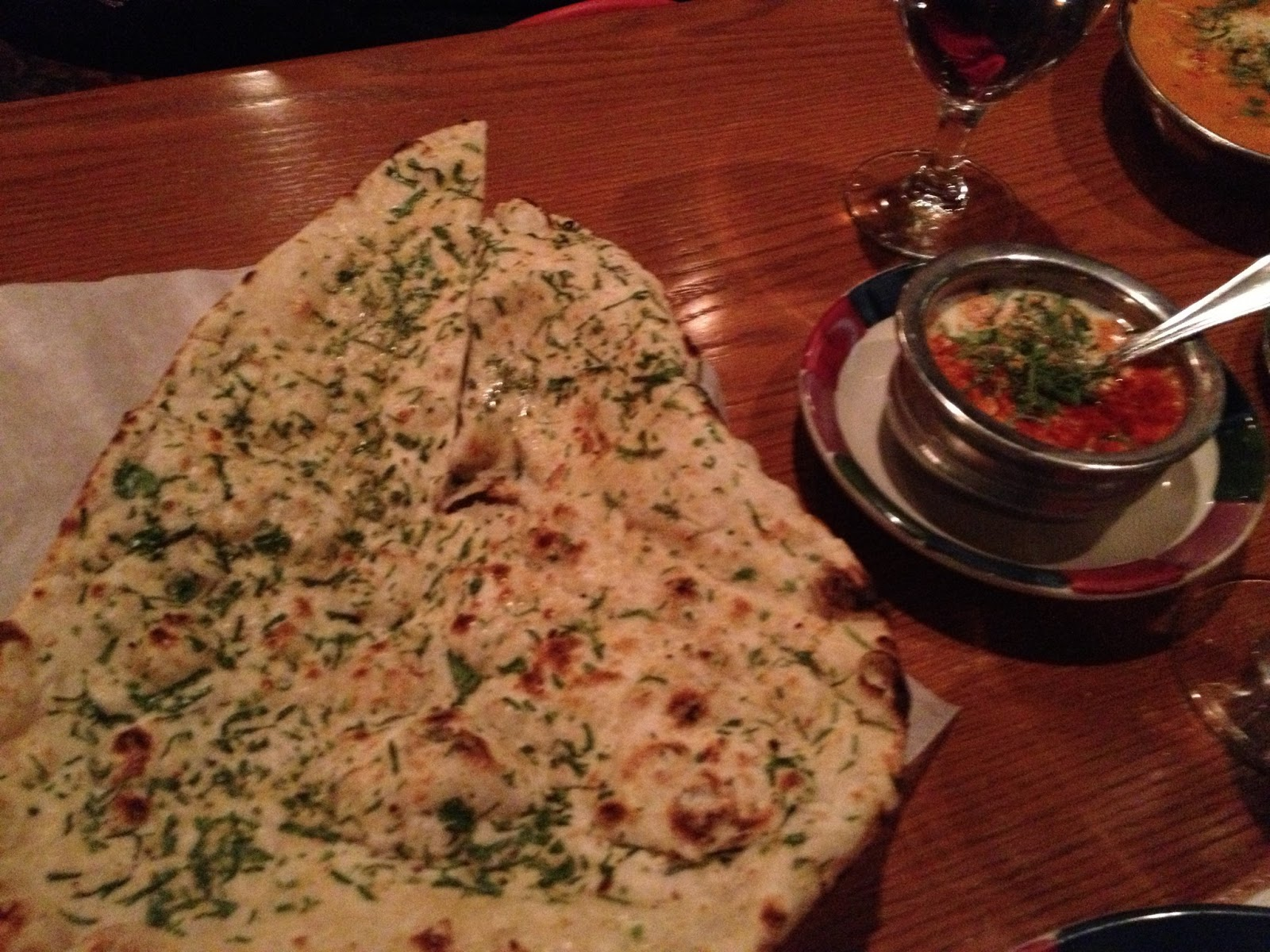 food blog, food blogger, food reviews, utah food review, utah food blogger, garlic naan, naan, indian food, bombay house
