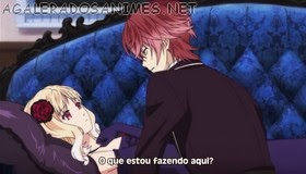 Diabolik Lovers 12 (final) assistir online legendado