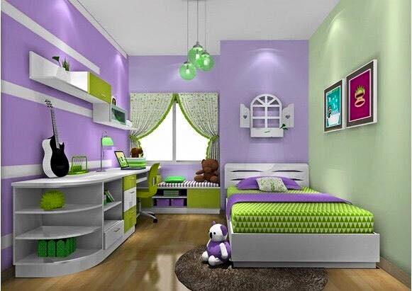 Contoh Desain Kamar Tidur Anak Ukuran Kecil Ber A Minimalis Dan Modern Desain Rumah
