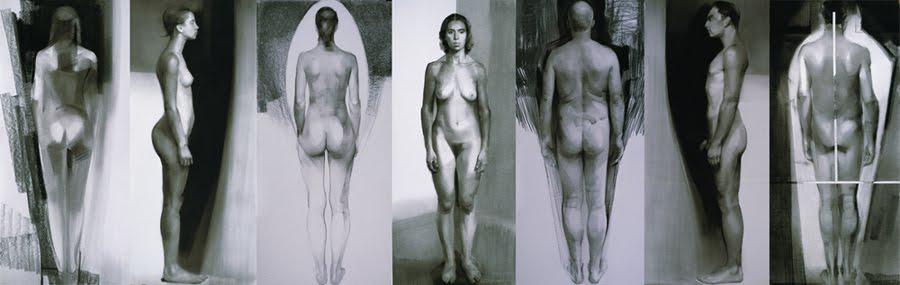 Dibujos y pinturas de Carmen Perez