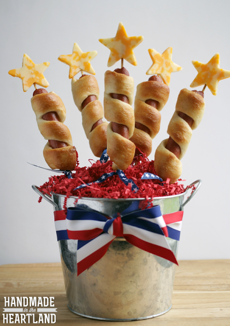 4th of July Recipe Roundup via Stilettos and Diapers