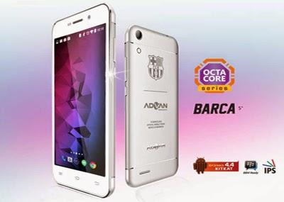 Advan Barca 5 Smartphone
