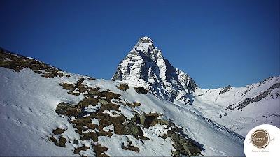 Monte Cervino nelle Alpi Pennine