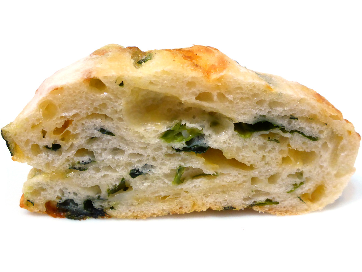 ほうれん草とチェダーチーズ | POMPADOUR(ポンパドウル)
