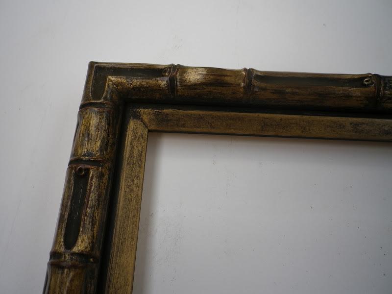 Framemaker: Bamboo effect frame