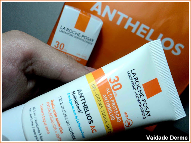 Anthelios AC Gel-Creme Toque Seco