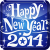 Happy new year 2014 app