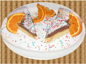 la mia torta alla nutella e arancio di sicilia