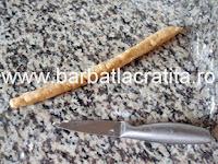 Cornulete fragede cu nuca preparare reteta