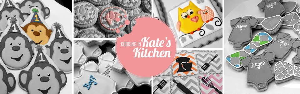 Kooking in Kate's Kitchen