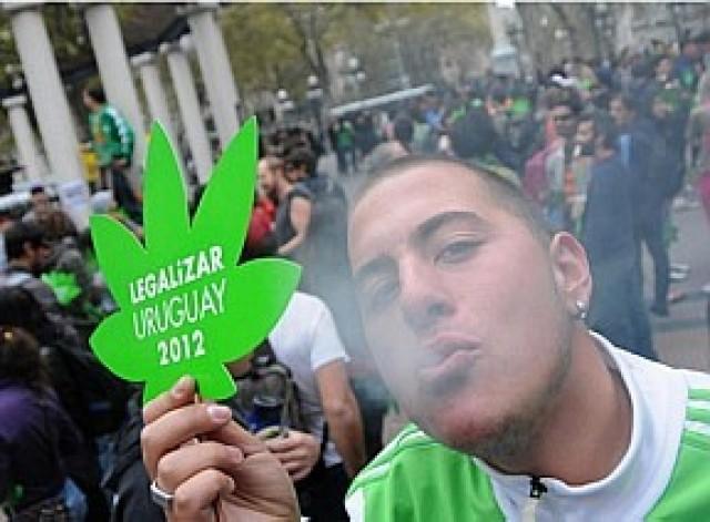 Legalização da maconha no Uruguai 2012