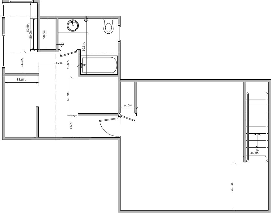 6 X 6 Bathroom Layout http://shadeofabeechtree.blogspot.com/2012/02/bathroom-plans.html